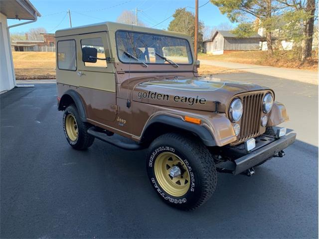 1979 Jeep CJ (CC-1441979) for sale in Greensboro, North Carolina