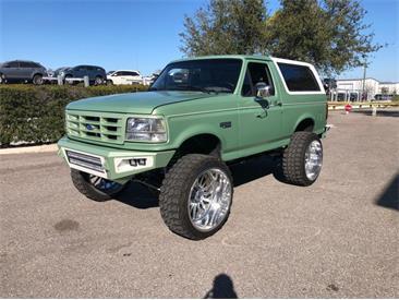 1994 Ford Bronco (CC-1440198) for sale in Palmetto, Florida