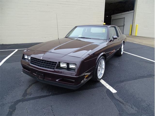 1985 Chevrolet Monte Carlo (CC-1441983) for sale in Greensboro, North Carolina