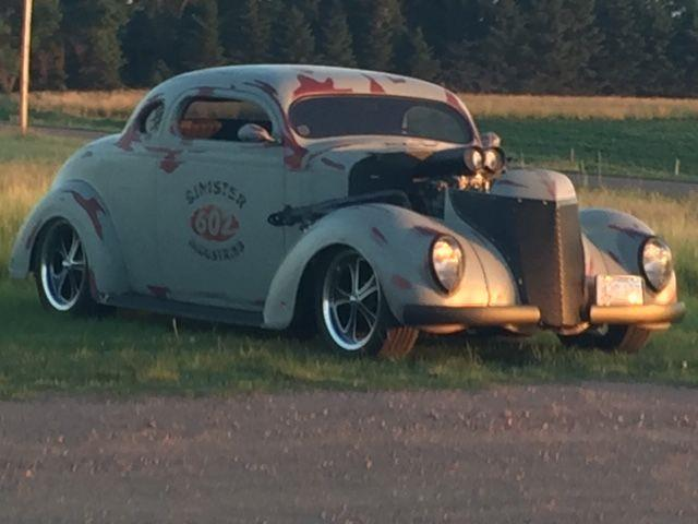 1937 Plymouth Rat Rod (CC-1442006) for sale in Annandale, Minnesota