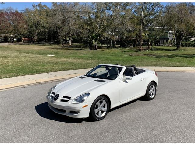 2006 Mercedes-Benz SLK-Class (CC-1442016) for sale in Clearwater, Florida