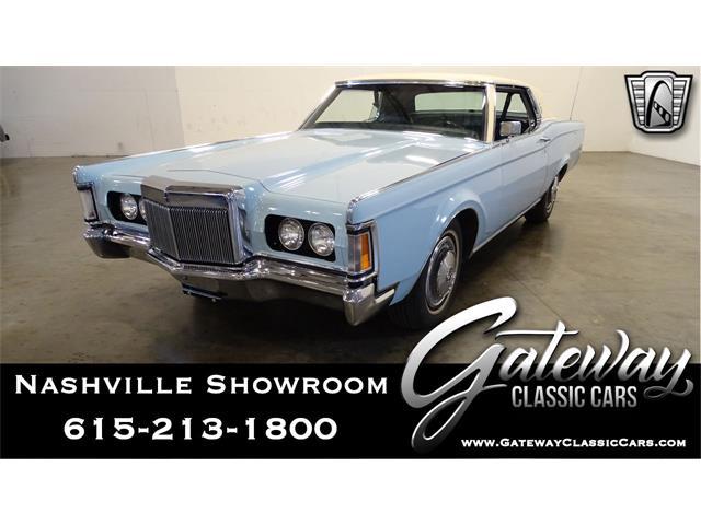 1970 Lincoln Continental (CC-1442018) for sale in O'Fallon, Illinois