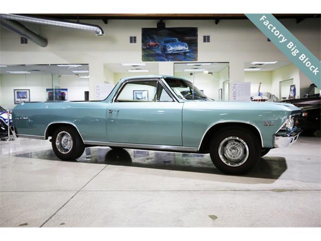 1966 Chevrolet El Camino (CC-1442019) for sale in Chatsworth, California