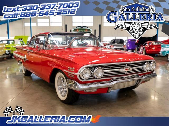 1960 Chevrolet Impala (CC-1440202) for sale in Salem, Ohio