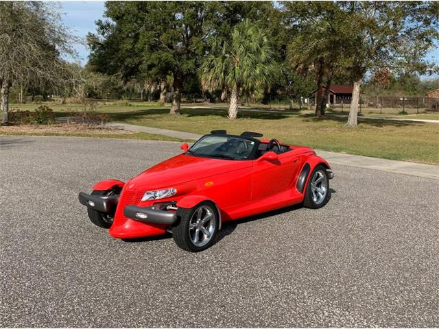 1999 Plymouth Prowler (CC-1442020) for sale in Clearwater, Florida