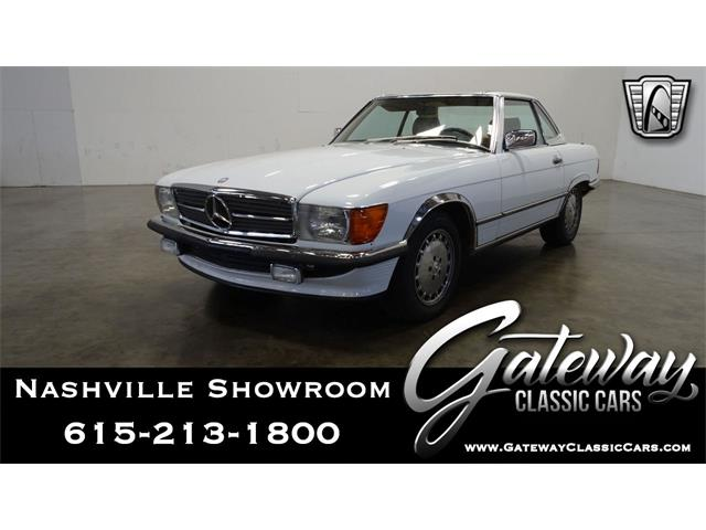 1988 Mercedes-Benz 560SL (CC-1442029) for sale in O'Fallon, Illinois