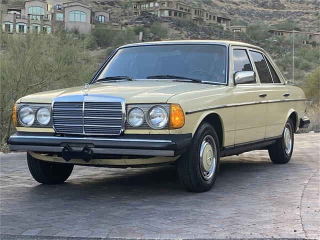 1978 Mercedes-Benz 240D (CC-1442046) for sale in Mesa, Arizona