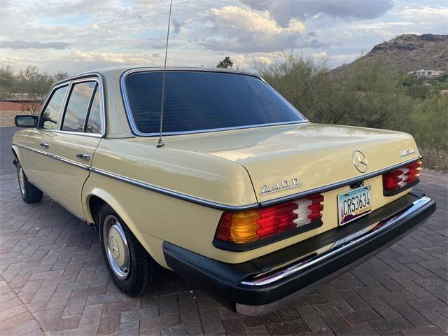 1978 Mercedes-Benz 240D (CC-1442046) for sale in Mesa, Arizona