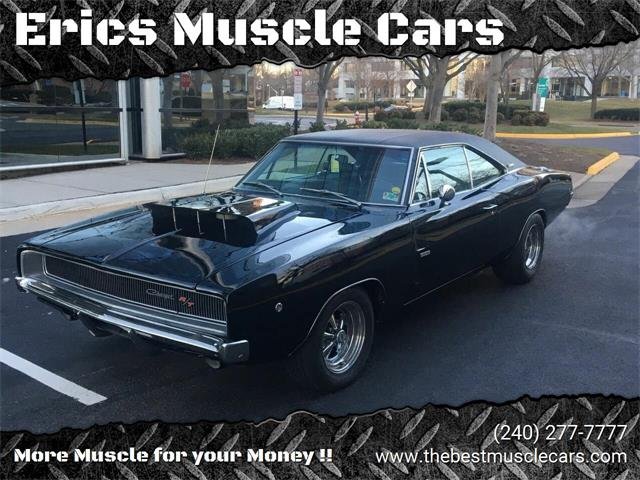 1968 Dodge Charger (CC-1442050) for sale in Clarksburg, Maryland