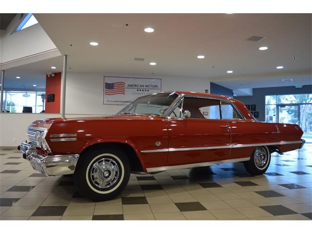 1963 Chevrolet Impala (CC-1442061) for sale in San Jose, California