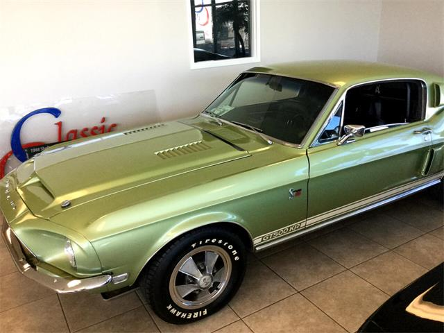 1968 Shelby GT500 (CC-1442062) for sale in Greenville, North Carolina