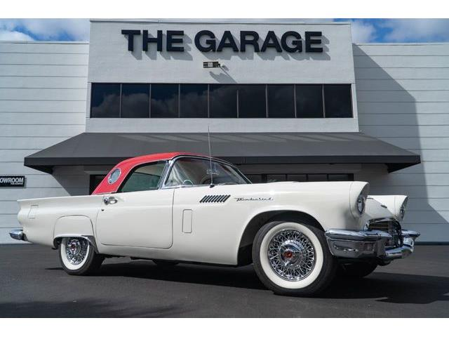 1957 Ford Thunderbird (CC-1442069) for sale in Miami, Florida