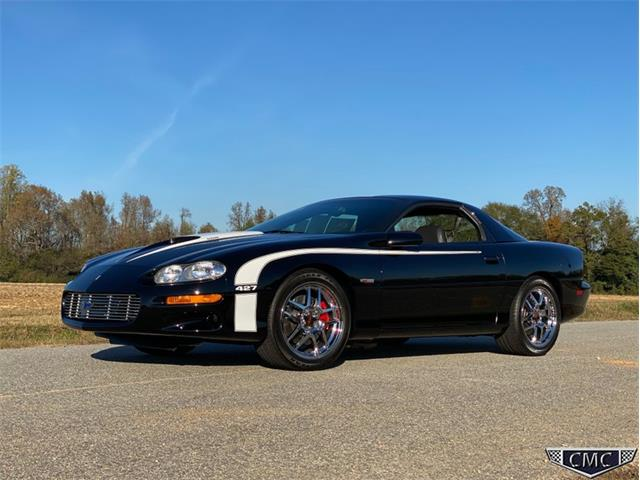 2002 Chevrolet Camaro (CC-1442071) for sale in Benson, North Carolina