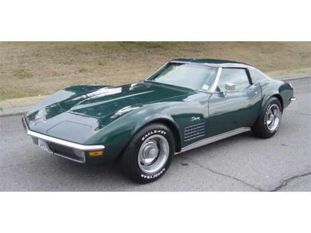 1971 Chevrolet Corvette (CC-1442076) for sale in Hendersonville, Tennessee