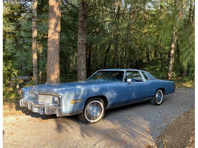 1977 Cadillac Eldorado (CC-1442093) for sale in Vancouver, Washington