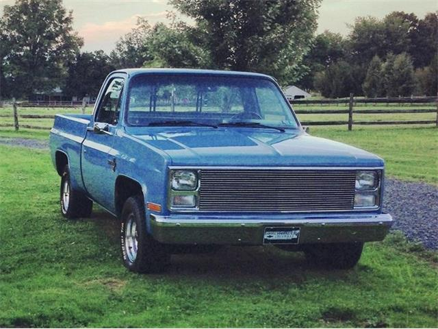 1987 Chevrolet C10 (CC-1442110) for sale in Doylestown, Pennsylvania