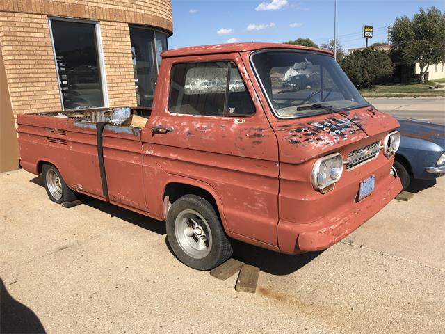1963 Chevrolet Corvair 95 (CC-1442114) for sale in Hastings, Nebraska