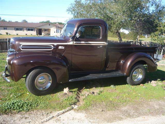 1946 Ford 1/2 Ton Pickup (CC-1442115) for sale in Nipomo, California