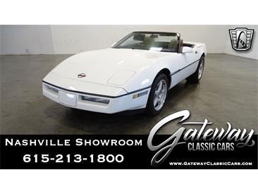 1989 Chevrolet Corvette (CC-1440212) for sale in O'Fallon, Illinois