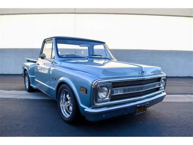 1969 Chevrolet C/K 10 (CC-1442122) for sale in Costa Mesa, California
