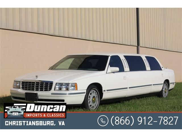 1998 Cadillac DeVille (CC-1442132) for sale in Christiansburg, Virginia