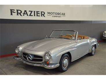 1957 Mercedes-Benz 190SL (CC-1440214) for sale in Lebanon, Tennessee