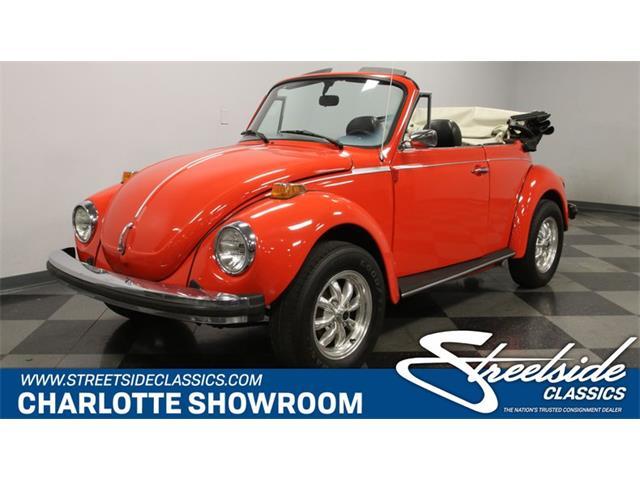1979 Volkswagen Super Beetle (CC-1442142) for sale in Concord, North Carolina