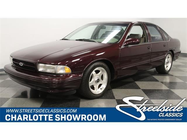 1996 Chevrolet Impala (CC-1442157) for sale in Concord, North Carolina