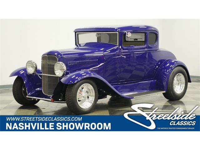 1931 Ford 5-Window Coupe (CC-1442158) for sale in Lavergne, Tennessee