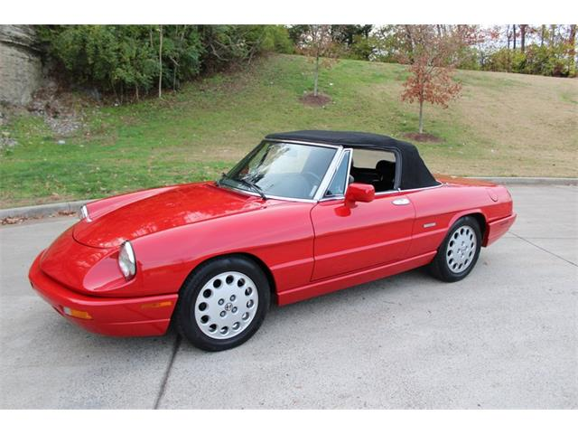 1992 Alfa Romeo Spider Veloce (CC-1442160) for sale in Greensboro, North Carolina