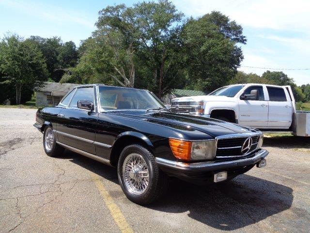 1980 Mercedes-Benz 450 (CC-1442162) for sale in Greensboro, North Carolina