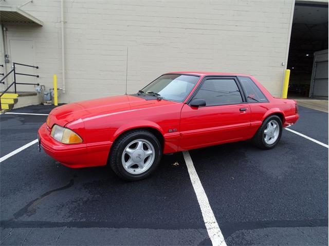 1988 Ford Mustang (CC-1442164) for sale in Greensboro, North Carolina