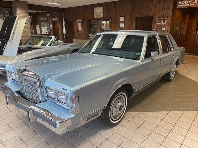 1986 Lincoln Town Car (CC-1442168) for sale in Greensboro, North Carolina