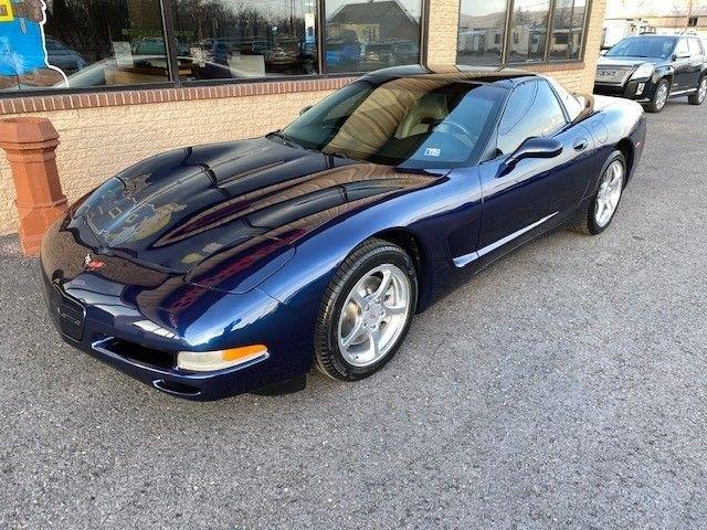 2001 Chevrolet Corvette (CC-1442174) for sale in Greensboro, North Carolina