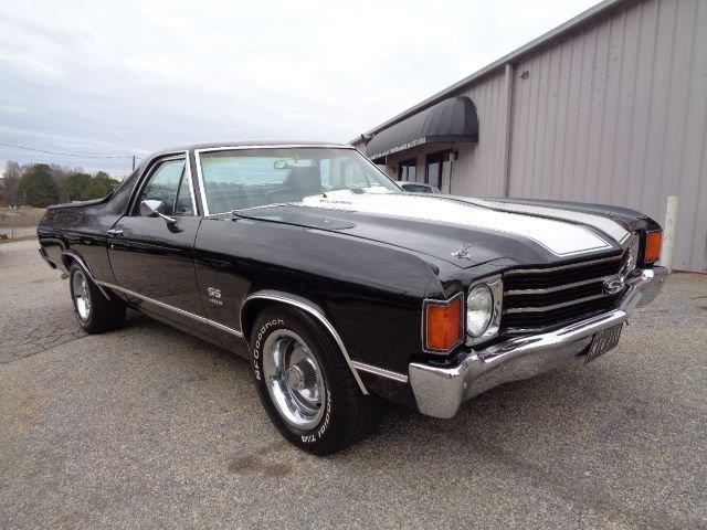 1972 Chevrolet El Camino (CC-1442178) for sale in Greensboro, North Carolina