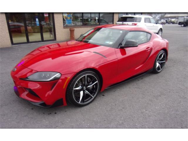 2020 Toyota Supra (CC-1442180) for sale in Greensboro, North Carolina