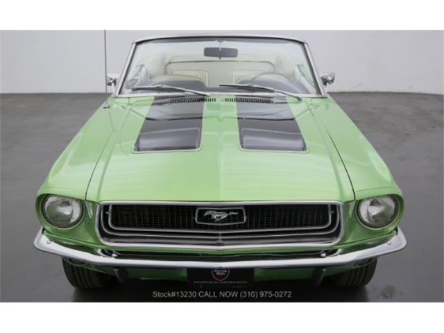 1968 Ford Mustang (CC-1442186) for sale in Beverly Hills, California
