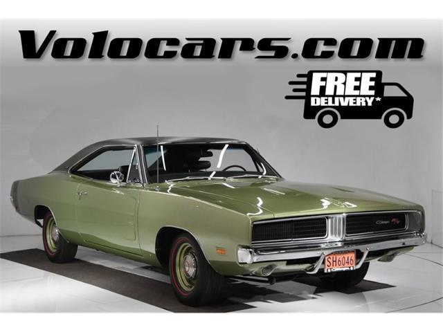 1969 Dodge Charger (CC-1442187) for sale in Volo, Illinois