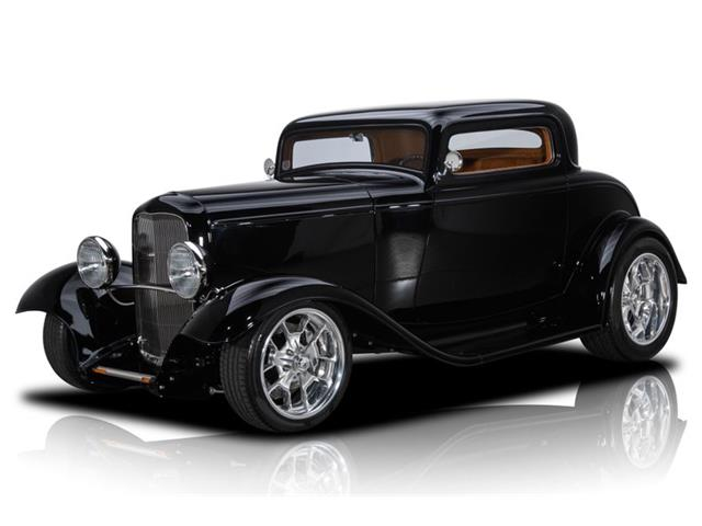 1932 Ford 3-Window Coupe (CC-1442192) for sale in Charlotte, North Carolina