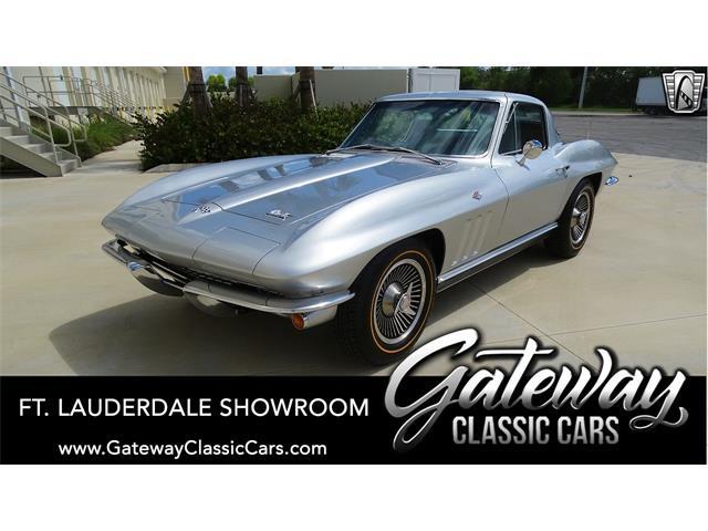 1966 Chevrolet Corvette (CC-1442193) for sale in O'Fallon, Illinois