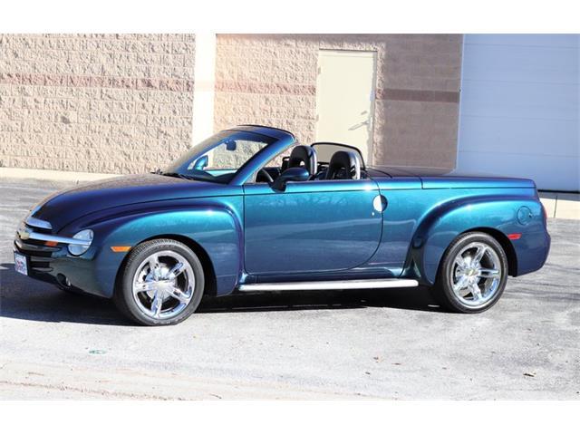 2005 Chevrolet SSR (CC-1442196) for sale in Alsip, Illinois