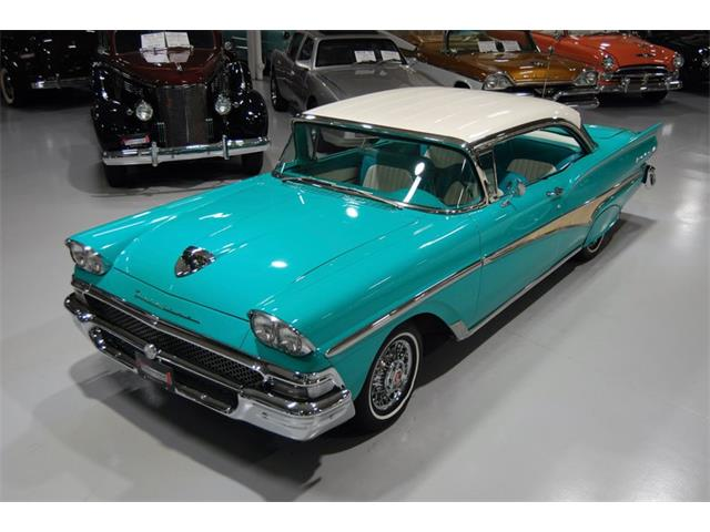 1958 Ford Fairlane (CC-1442199) for sale in Rogers, Minnesota