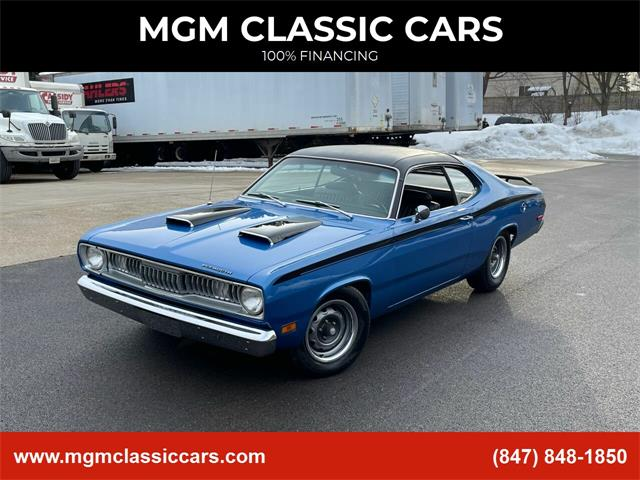 1972 Plymouth Duster (CC-1442201) for sale in Addison, Illinois