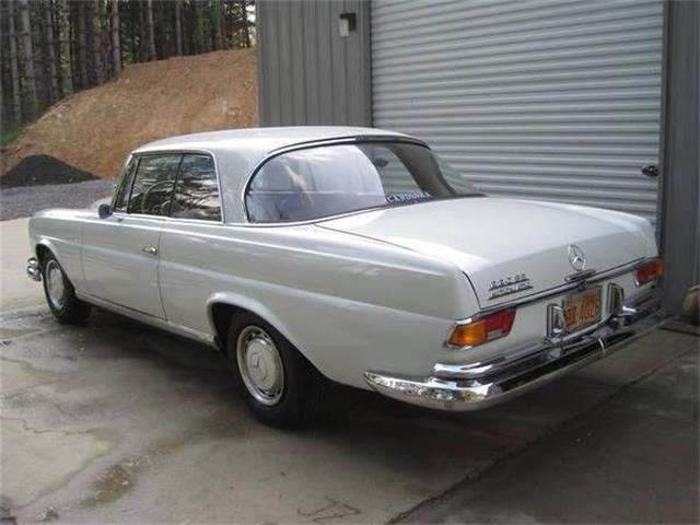 1966 Mercedes-Benz 220SE (CC-1442204) for sale in Cadillac, Michigan