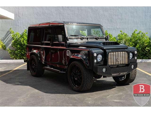 2014 Land Rover Defender (CC-1442223) for sale in Miami, Florida