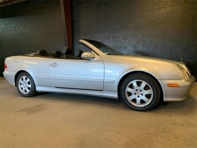 2001 Mercedes-Benz CLK (CC-1442229) for sale in Sarasota, Florida
