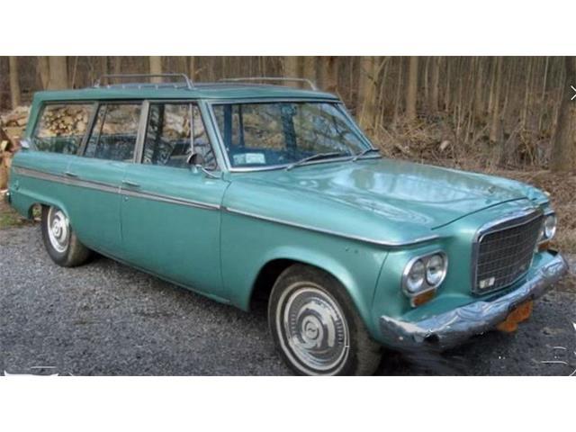 1963 Studebaker Lark (CC-1442237) for sale in West Chester, Pennsylvania