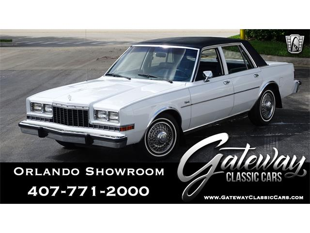 1984 Dodge Diplomat (CC-1440224) for sale in O'Fallon, Illinois