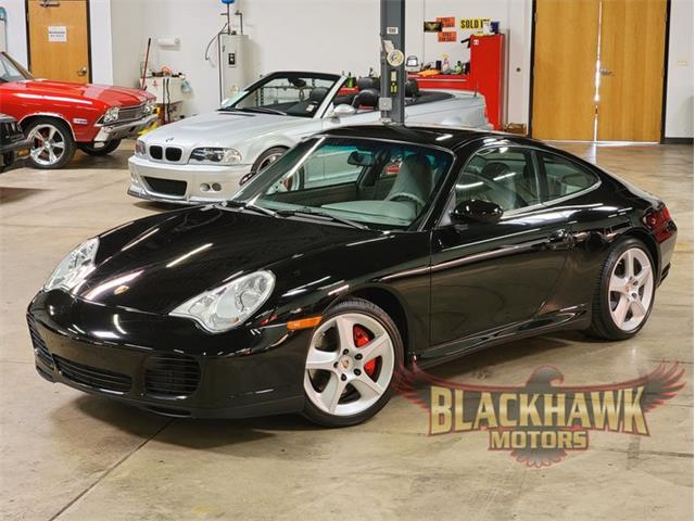 2003 Porsche 911 (CC-1442268) for sale in Gurnee, Illinois