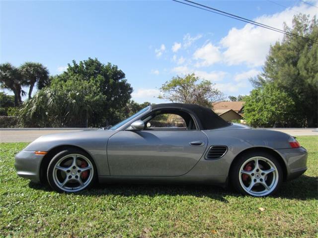 2003 Porsche Boxster (CC-1442278) for sale in Delray Beach, Florida